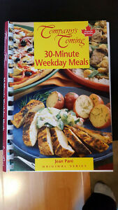 Company's Coming 30 minute Weekday Meals Cookbook