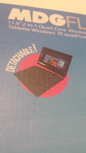 MDG FLEX TABLET WITH KEYBOARD