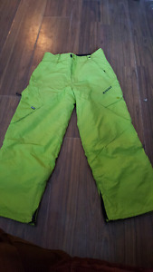 Youth size large snowboard pants