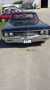 Chrysler New yorker 1968