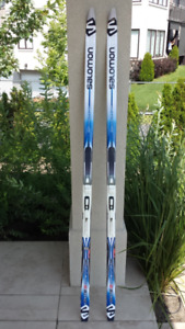 Skis (Classic, Waxless), Boots, Poles Used (Women)
