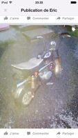 Artic ssscat mini moto 1970 antique arctic cat