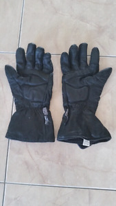 Riding Leather Gloves Insulated XXXL