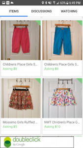Tons of Girls Summer and Fall Clothing! Size 14-16