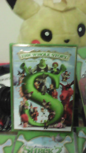 Shrek the complete collection on dvd