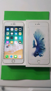 Unlocked iphone 6s Plus 16gb
