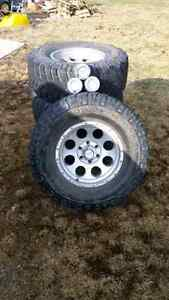 Mickey Thompson's on pro comps