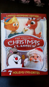 Holiday classics dvd set