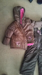 Snowsuit age 2 years $10