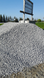 2 cubic yards of driveway gravel - Stirling, Frankford, Marmora