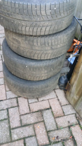 Michelin Winter tires obo