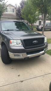 2004 Ford F-150 Low km's