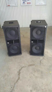 "Yorkville Paraline Series PSA1S Dual 12"" Powered Subwoofer"