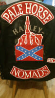 PALE HORSE MOTORCYCLE CLUB MEMBERSHIP 25055TWO5741 CALL
