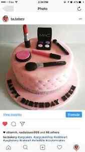 Wedding cakes fondant cakes cupcakes cookies cakepops Edmonton Edmonton Area image 10
