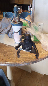 Taco bell star wars cup toppers