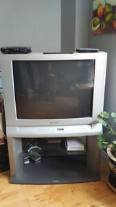 Panasonic Television with stand