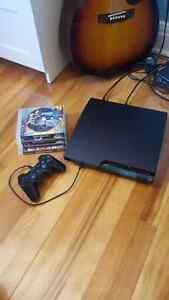 Playstation 3 160 GB + 7 games