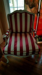 Gorgeous bergere chairs