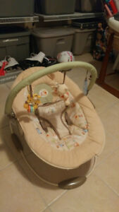 Bouncer, PlayPen, Change Table, High Chair