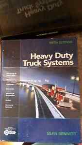Heavy duty truck systems text book