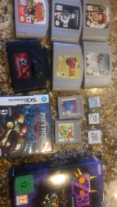 N64 and other games