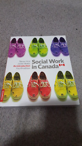 Social work in canada textbook