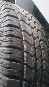 Arctic Claw - winter truck tire. 265/75/R16. Rubber only.