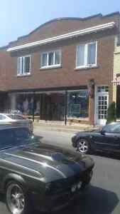 Commercial office, store for rent. Sainte anne de bellevue