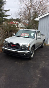2010 GMC Canyon Coupe (2 door)