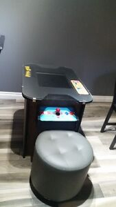 Pac Man -2 player console & 2 stools