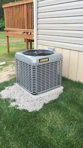 Need a Central air conditioner or new furnace?