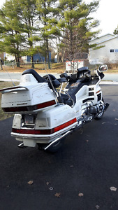 Goldwing Touring Special Edition