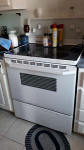 """Stove 30""""  White SOLD  SOLD"""