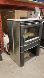 Fireplace - Regency Freestanding Wood Fireplace CS1200