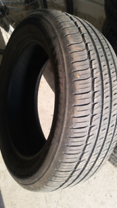 235/60R18, 245/50R20  micheline single allseason tire