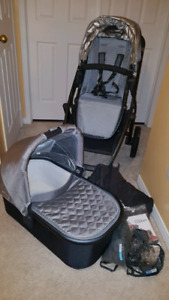 2015/2016 Uppababy vista package