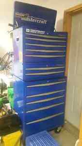 Master craft 30' tool chest