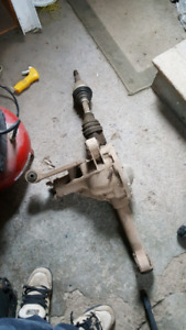 2008 Ford ranger front differential