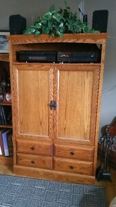 TV Hutch or Clothes Cabinet