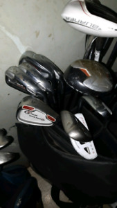 Mens Right hand golf clubs