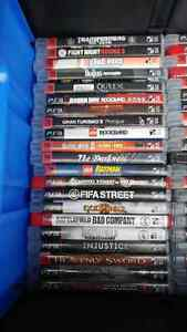 PS3 Games, $5 each!