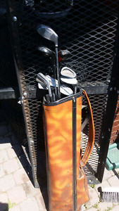 Full Set of Kids Golf Clubs