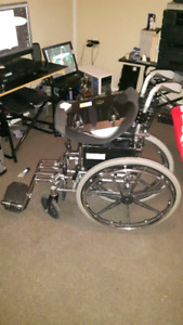 wanted wheelchair with big wheels