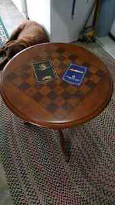 Chess/Checkerboard table London Ontario image 1