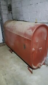 300 Gallon Oil tank for sale, great shape