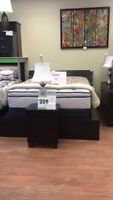 "ASHLEY ""EDMONTON"" 4 PC BEDROOM SET!!  REDUCED TO CLEAR!!!"