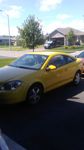 2009 Chevy Cobalt 66000km E Tested and Safety 6000$ O.B.O