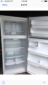 1 and a half year old fridge