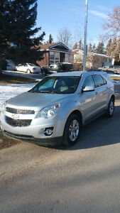 2012 Chevrolet Equinox 2LT SUV, Crossover with Leather interior